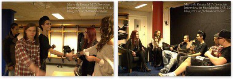 Kenza Zouiten parle de Tokio Hotel!