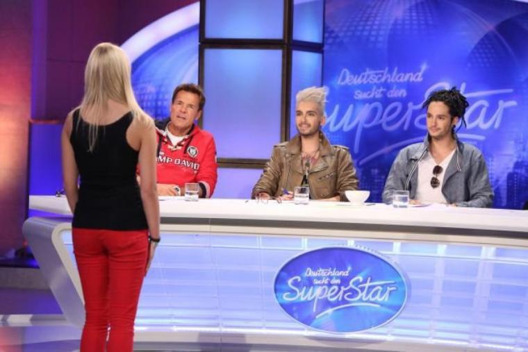 2012 - DSDS 2013 : Casting à Berlin (Allemagne)