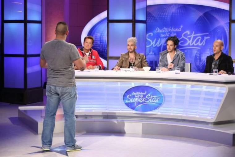 2012 - DSDS 2013: Casting à Berlin (Allemagne)