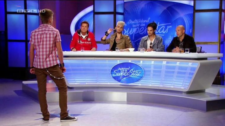 Épisode 6 - Deutschland sucht den Superstar - 23 Janvier 2013