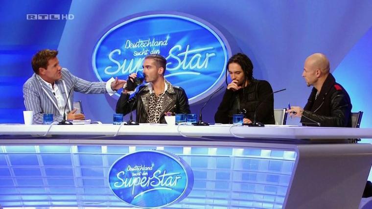 Épisode 9 - Deutschland sucht den Superstar - 2 Février 2013
