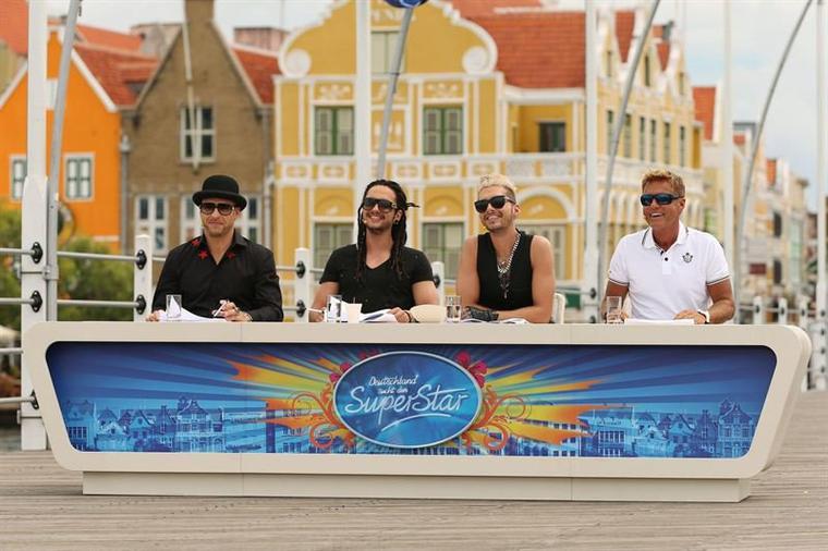 Épisode 10 - Deutschland sucht den Superstar - 9 Février 2013