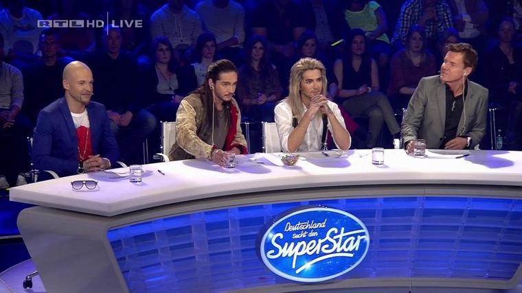 Épisode 16 - Deutschland sucht den Superstar - 23 Mars 2013
