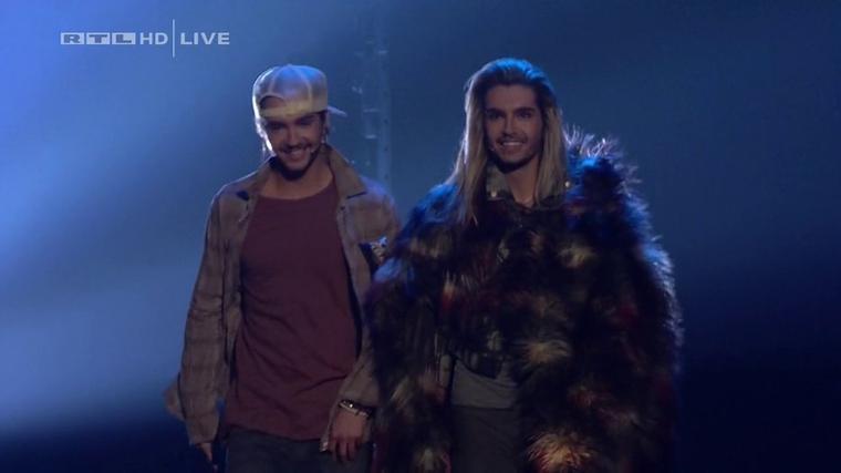 Épisode 19 - Deutschland sucht den Superstar - 13 Avril 2013