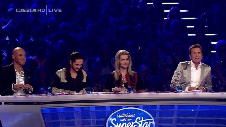 Épisode 20 - Deutschland sucht den Superstar - 20 Avril 2013
