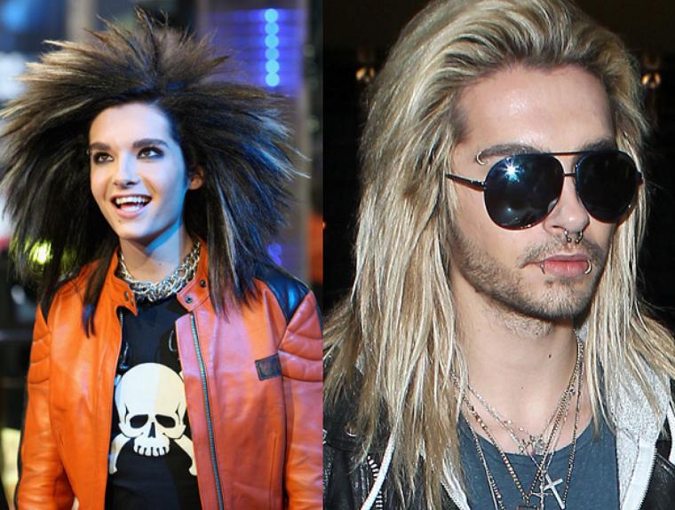 RTL.Be  -  Bill de Tokio Hotel métamorphosé!