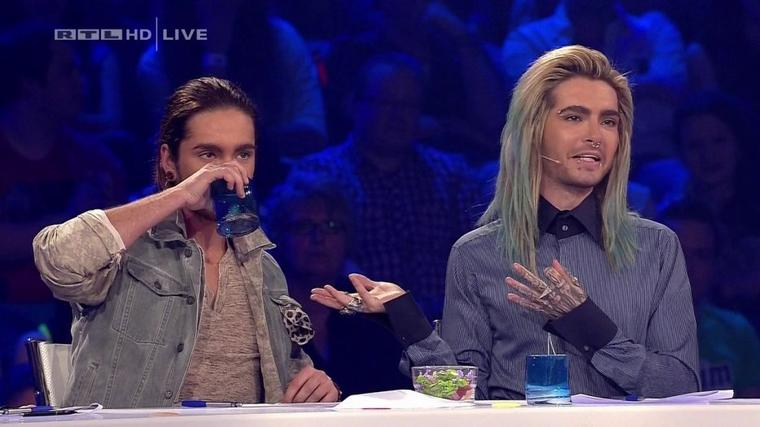 Showbiz.de - « Tokio Hotel » : Bill Kaulitz est perfectionniste