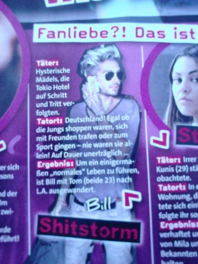 HEY! Magazine #10/2013 - Allemagne