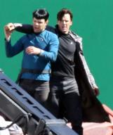 Star Trek 2 : Benedict Cumberbatch jouera....
