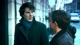 Sherlock Pilot ● A Study In Pink ●
