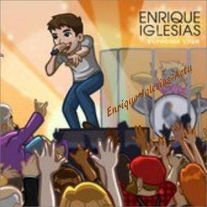 Enrique Iglesias - Fait son entrée dans CityVille