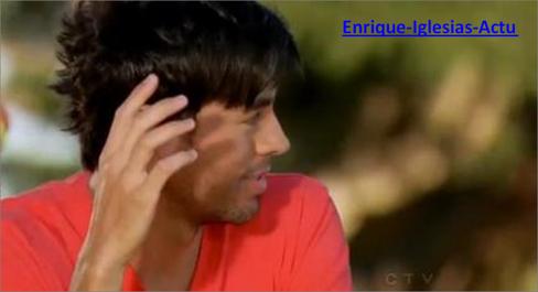 Enrique aux Etats Unis dans le cadre de sa tournée americaine - Jeudi 13 Octobre