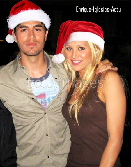 Enrique & Anna ♥ Un Noël De Plus Ensemble (y)