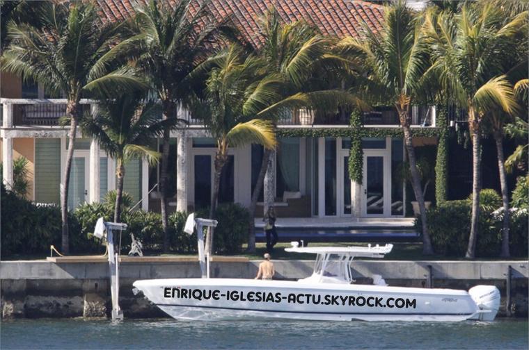 Mardi 24 Janvier 2012 • Enrique & sa chérie