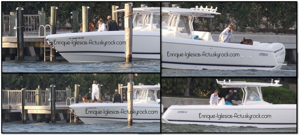 Enrique & Anna le 21 Février 2012