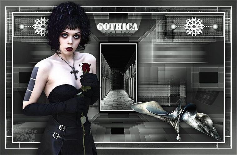 Tutoriel Gothica de Saturnella
