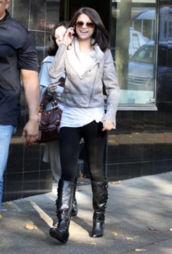 Selena à Vancouver le 14 octobre
