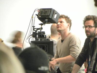 """Pictures of the """"Eyjafjalojökull"""" 's set !"""