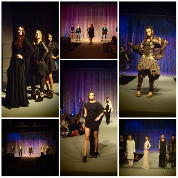 HEFF Show  - Défilé de Mode, Bruxelles.