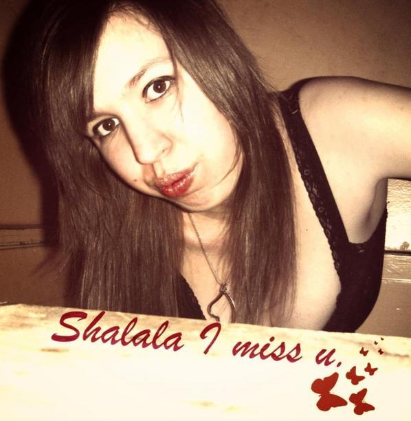 I miss you shαlαlα