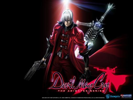 Devil may cry ( l'animé )