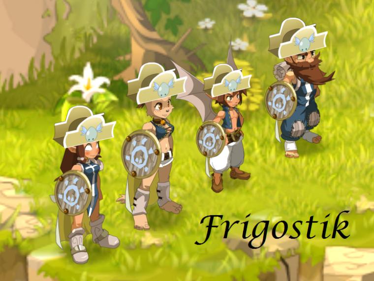 Le Projet Frigostik