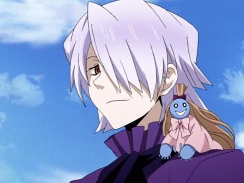 Personnage de Pandora Hearts