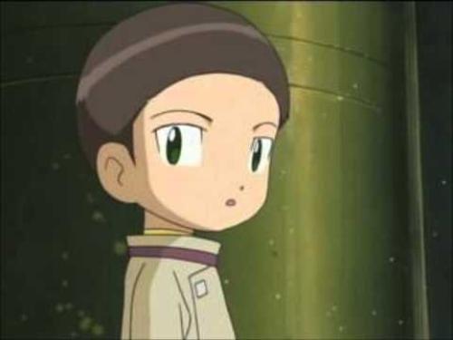 Les perso de Digimon 02