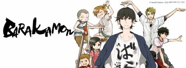 Anime ~ Barakamon