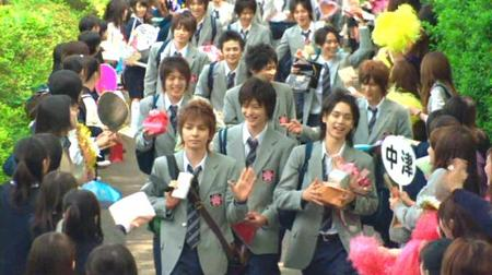 Hanazakari no Kimitachi e