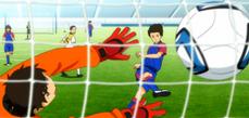 Ginga e kickoff!! 3ème compétitions : Future Cup