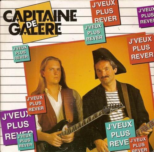 groupe CAPITAINE DE GALÈRE