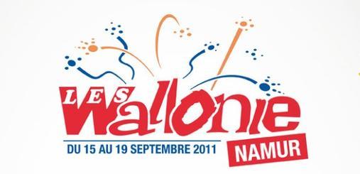 FÊTES DE WALLONIE  - Vendredi 16 SEPTEMBRE 2011