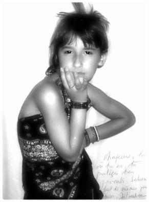 A la mémoire de ma fille  ♥ CHEYENNE  ♥