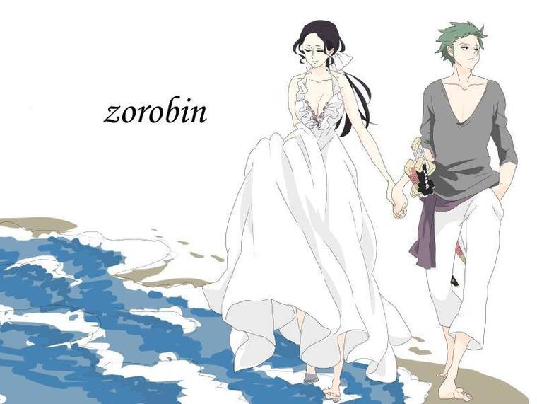 Couple ZoRobin