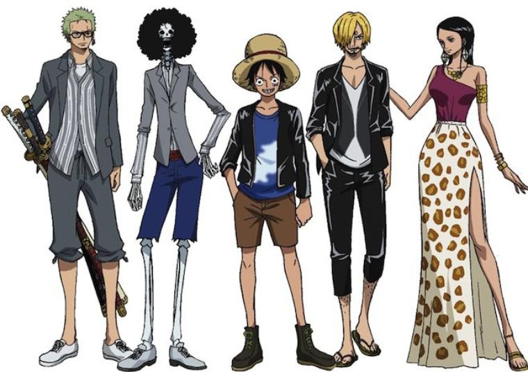One piece Film Z *^*