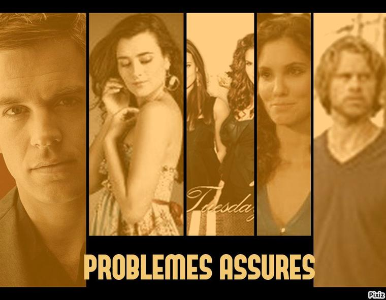 Problèmes assurés ! (fic avec NcIsTiVaLoVe)