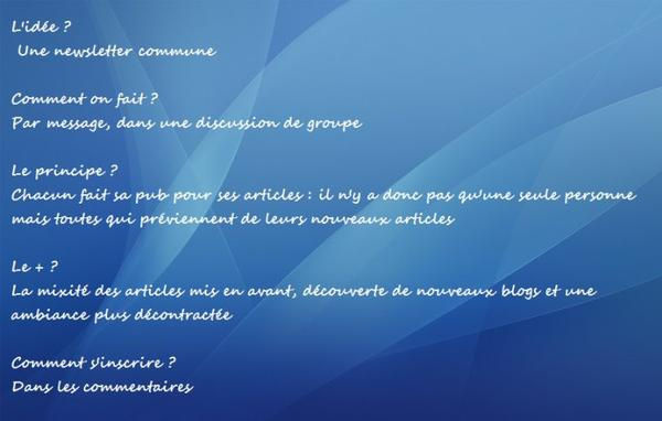 Newsletter commune
