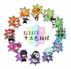 Fiche Manga : Bleach