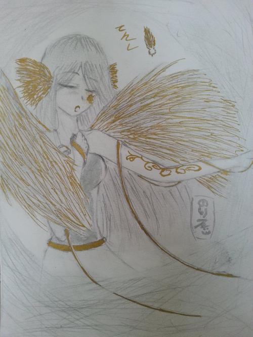 てんし-天使 (ange)