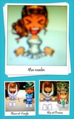 Ma confidente : Franoo  et mes meilleurs : Vasylo et Roselia
