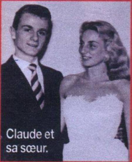 Article - Les Parent De Claude François