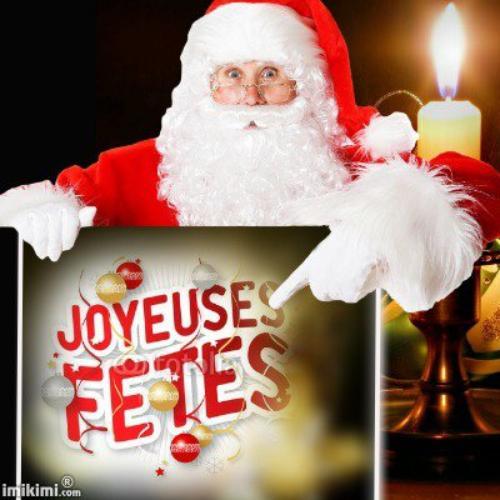 >>  Merci A Vous Mes Ami(e)s & Joyeuse Fêtes