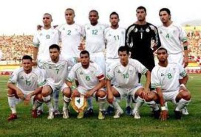 EQUIPE NATIONAL D'ALGERIE