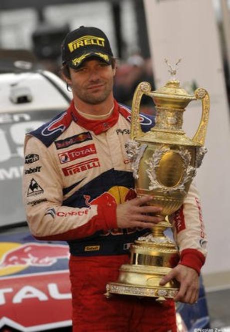 On commence fort ce blog avec notre champion du monde