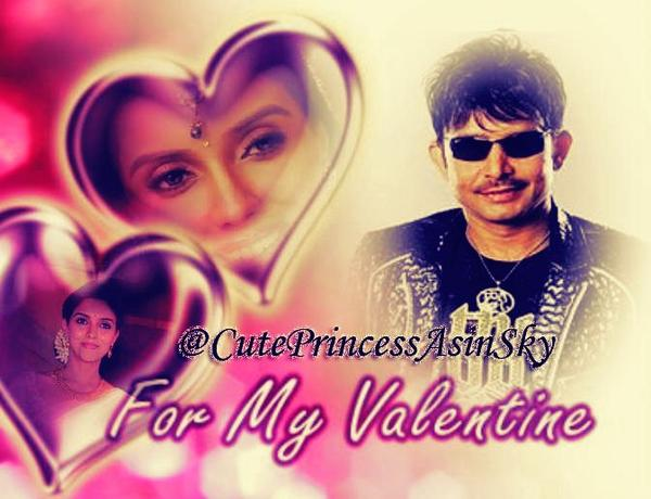KRK wants Asin to be his Valentine