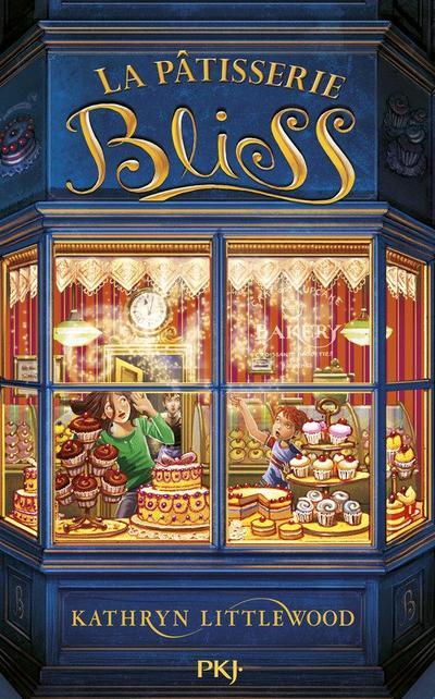 La pâtisserie Bliss par Kathryn Littlewood
