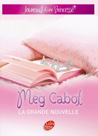 Journal d'une Princesse-Meg Cabot