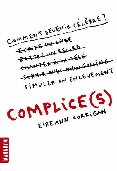 Complice(s) - Eireann Corrigan