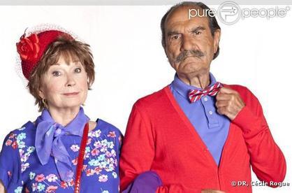 Le couple de Raymond et huguette ♥